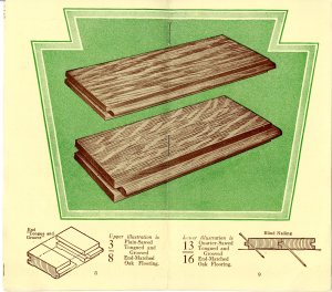 Oak Flooring page image