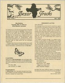 Issue of Bexar Tracks