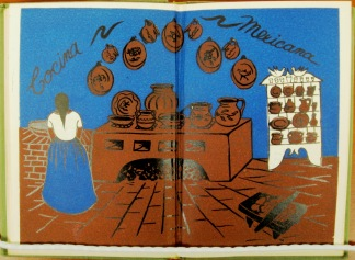 Cocina to you : Mexican dishes for American kitchens (1942) by Natalie Scott.