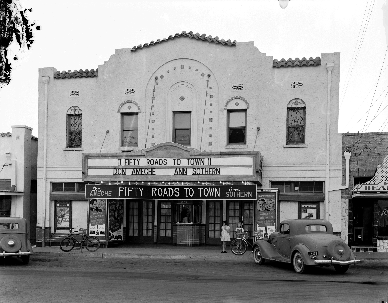 San Antonio Movie Theaters In The Zintgraff Studio