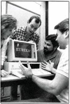 Eureka, Sombrilla, Summer 1986, UTSA University Publications Collection, UA 1.02