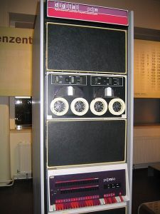 The PDP-11 microcomputer [2]