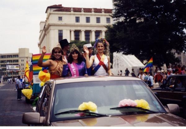 San Antonio Pride Parade, 1998