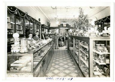 Chapa Drug Store 1948