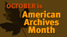 American Archives Month