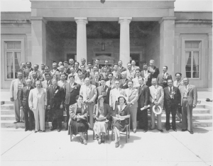 First Mexican American Chamber of Commerce Convention, 1939, MS 126