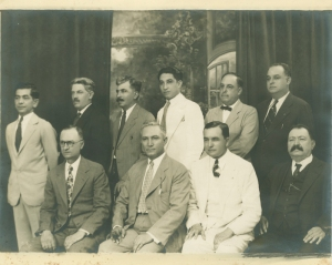 First San Antonio Mexican Chamber of Commerce, 1931, MS 126