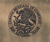Cámara Mexicana de Comercio seal, MS 126