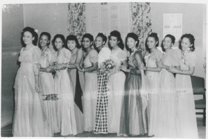1940 Debutantes, Pals Social Club records, MS 422