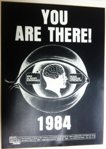 You Are There! 1984: A Conference Sponsored by Alpha Lambda Delta & Alpha Chi Honor Societies, 1984-04-05