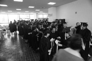 Graduates prepare for UTSA's 1st Commencement