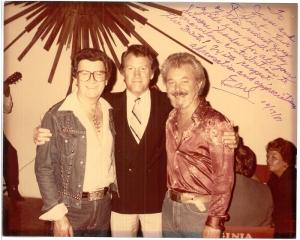 Jesse Du Val, Earl Holliman, Robert Teander, 1981, MS 425