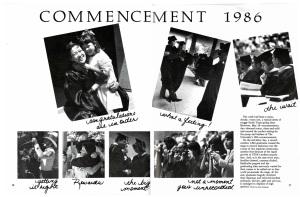 Sombrilla Summer 1986