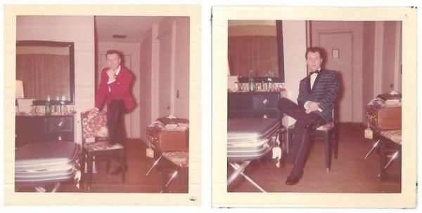 Jesse and Robert, 1961