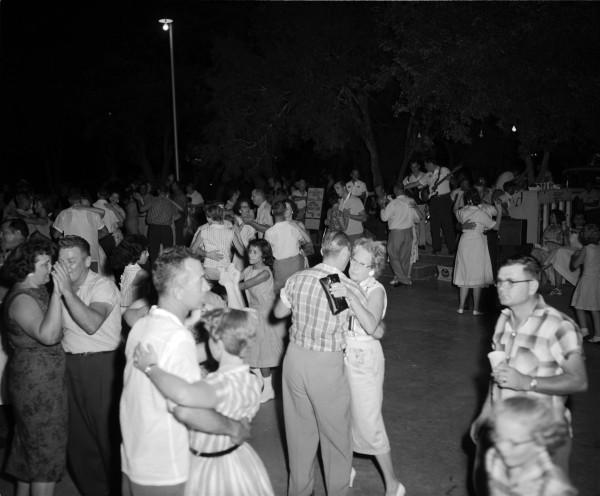 Dance, 1959.  (MS 355: Z-1807-A-06)
