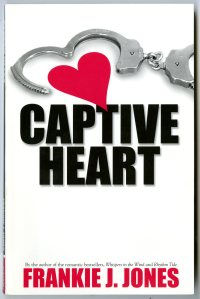 Front cover from Captive Heart by Frankie J. Jones, 1999