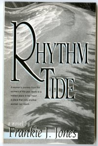 Front cover of Rhythm Tide by Frankie J. Jones, 1998