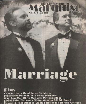 Cover of the Marquise April 1995