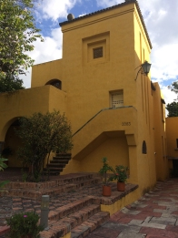 Work of Luis Ramiro Barragán, Guadalajara's most well known architects. Morfín