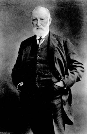 Portrait of George W. Brackenridge
