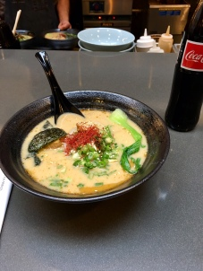 Ramen from Grand Central Market