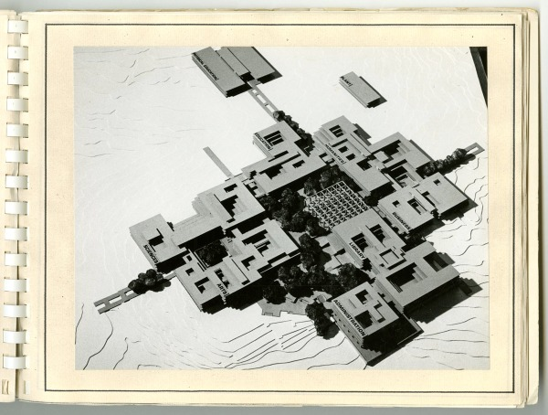 1971 Comprehensive Planning Guide academic buildings