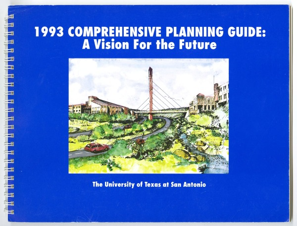 1993 Comprehensive Planning Guide: A Vision For the Future cover page