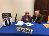 Cecilia Garcia Akers, daughter of activist Hector Garcia. Cecilia wrote her father's biography. Hector Garcia's archival papers are held by Texas A&M Corpus Christi Special Collections.